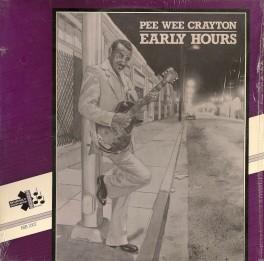 Consider, that Pee wee crayton discography